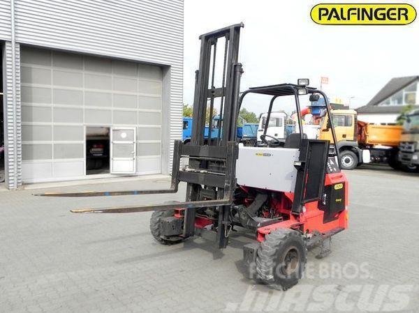Palfinger CR253 4 Wege Mitnahmestapler 3-Rad Antrieb Mitnah