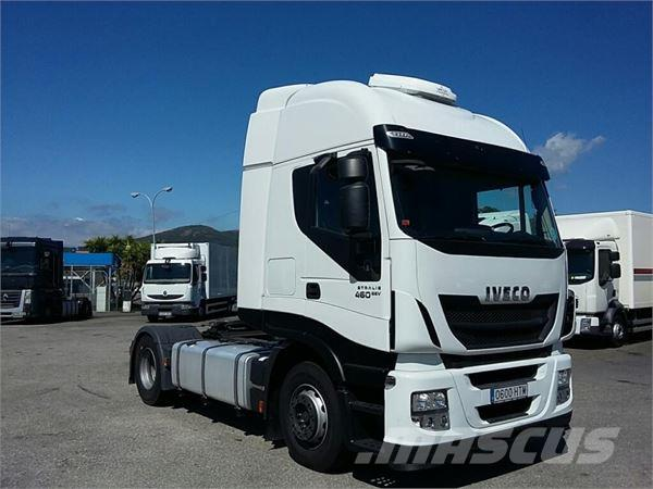 Iveco AS440S46 T/P, Dragbilar
