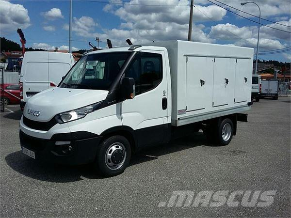 used iveco daily 35c15 frio placas temperature controlled for sale mascus usa. Black Bedroom Furniture Sets. Home Design Ideas