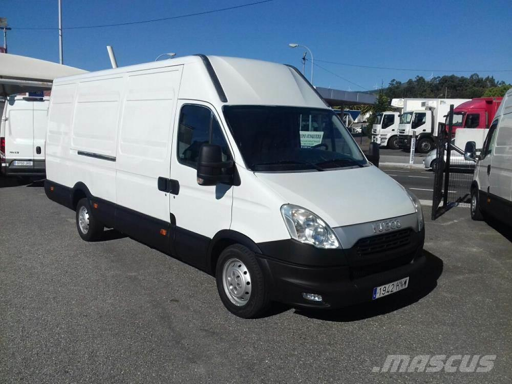 Iveco DAILY 35S21 15 M3