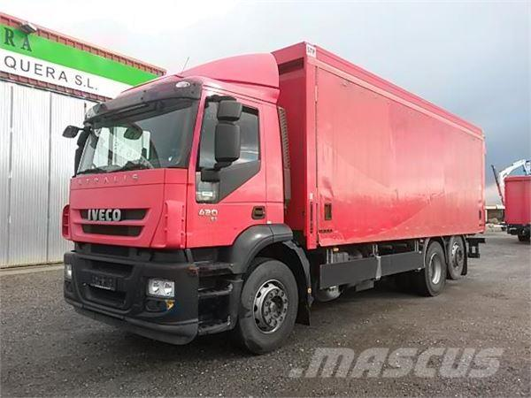 Iveco STRALIS AD260S42Y/FS-D 6X2