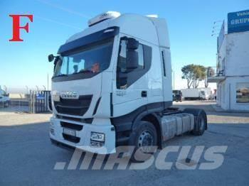 Iveco STRALIS AS440S46 T/P E6