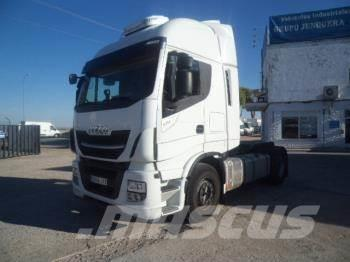 Iveco STRALIS AS440S51 T/P