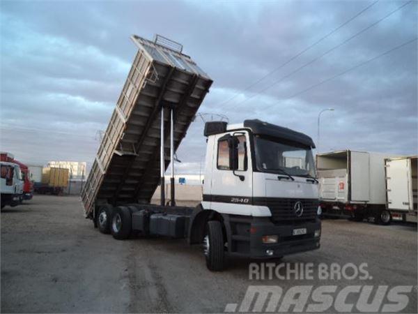 Mercedes-Benz 2540 L 6X2