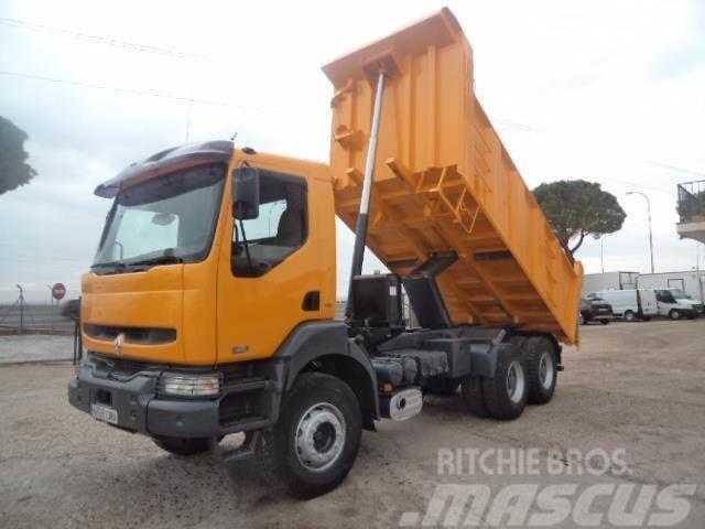 Renault 420.34 6X4