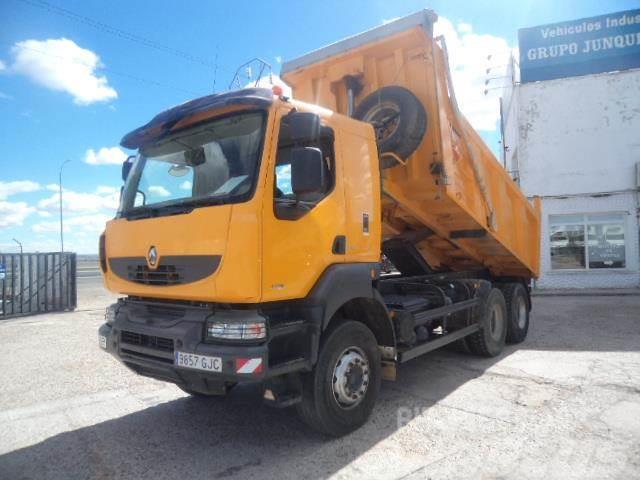 Renault KERAX 410 DXI 6X4
