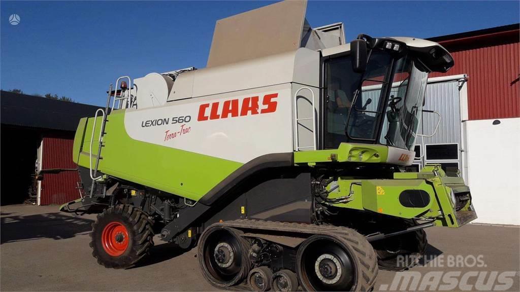 CLAAS Lexion 560 TT