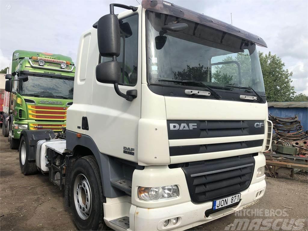 DAF CF 85.460-Hidraulika