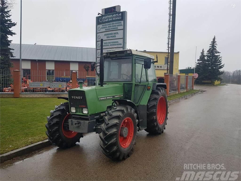 Fendt 308 LSA Turbomatik