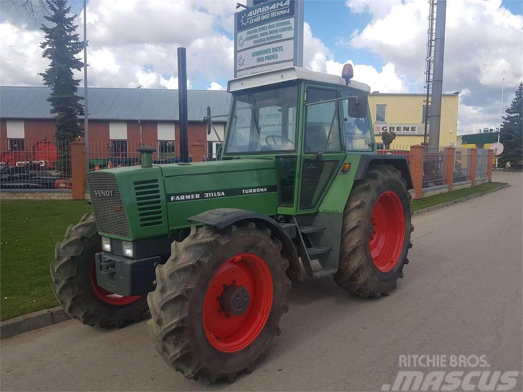 Fendt Farmer 311LSA Turbomatik