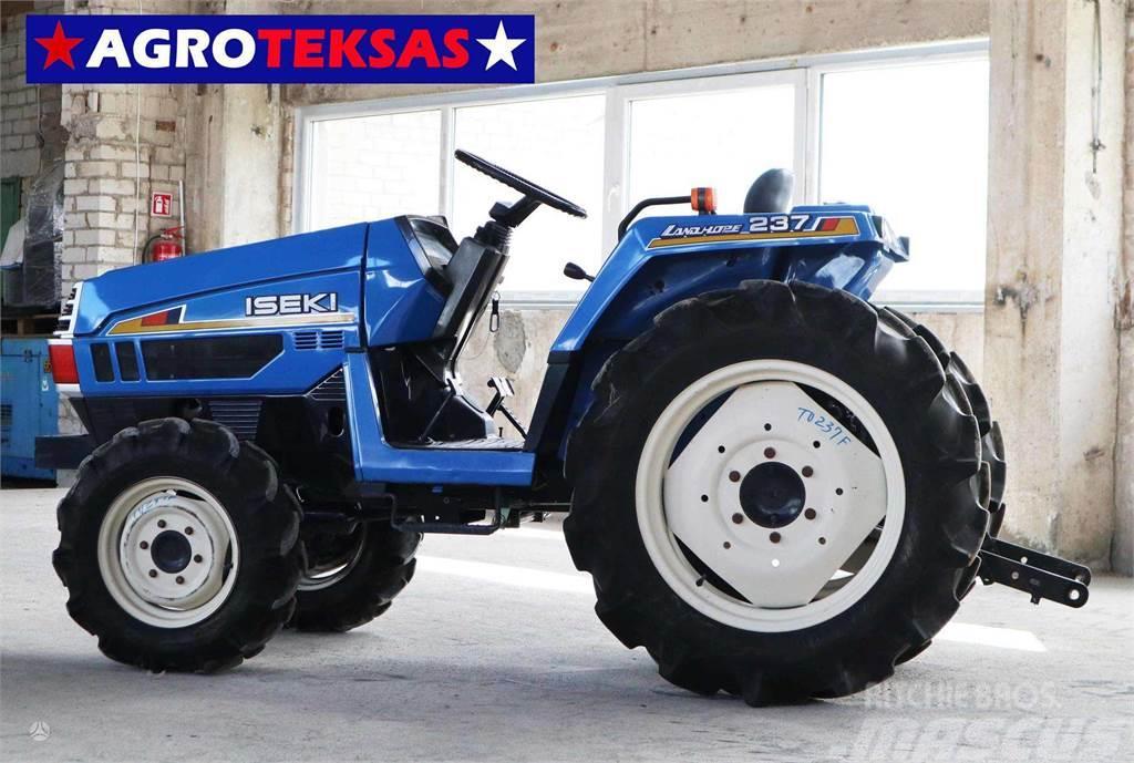 Iseki TU237F Mini Traktoriukai