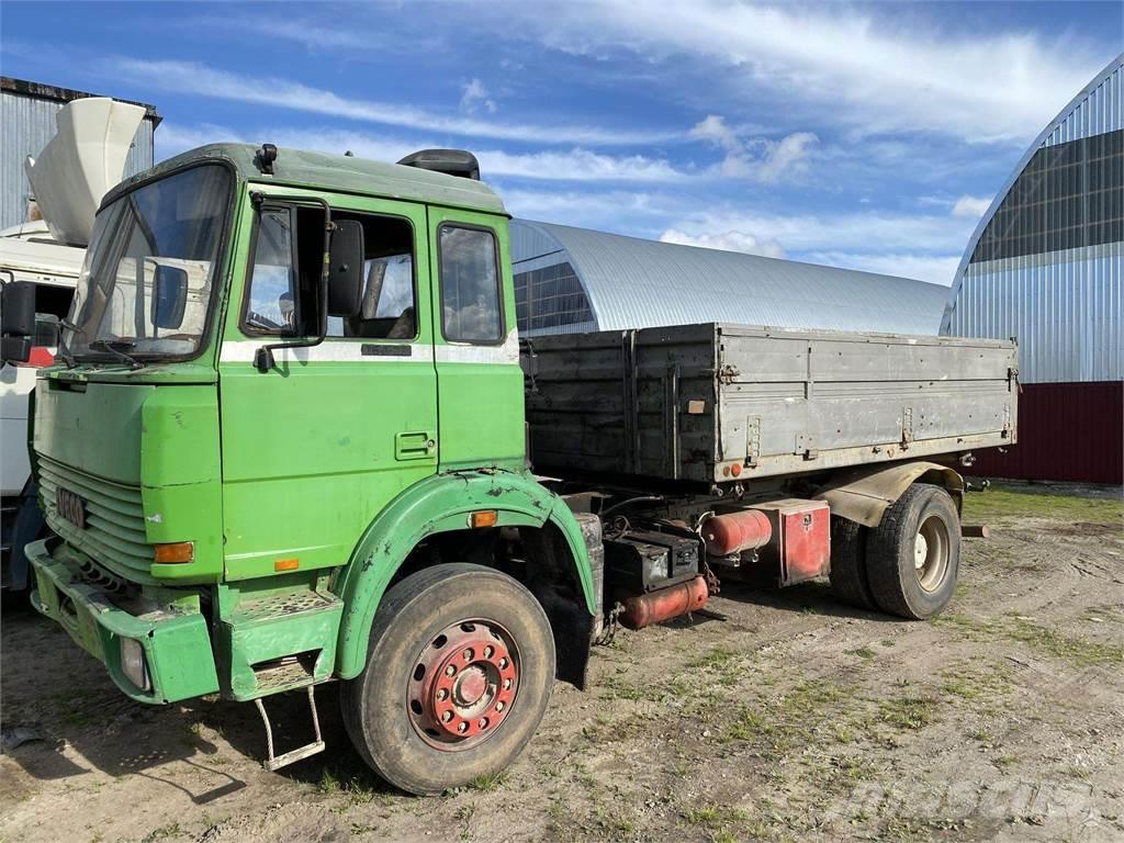 Iveco 160-23 full spring tipper