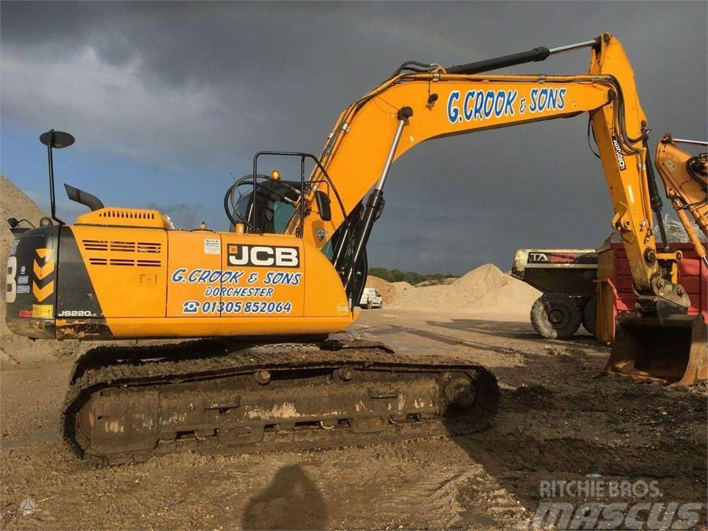 JCB JS220LC T4 (2750moto)