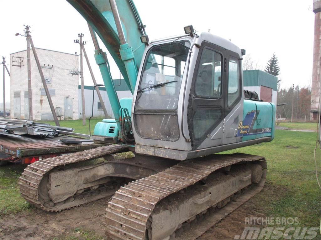 Kobelco SK 210 LC