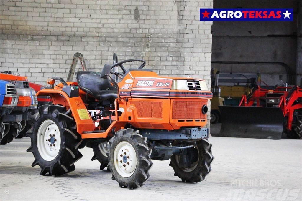 Kubota 14 AG MIni traktorius iš Japon