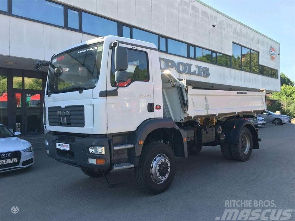 MAN TGM 18.280 4x4 BB Meiller (772)