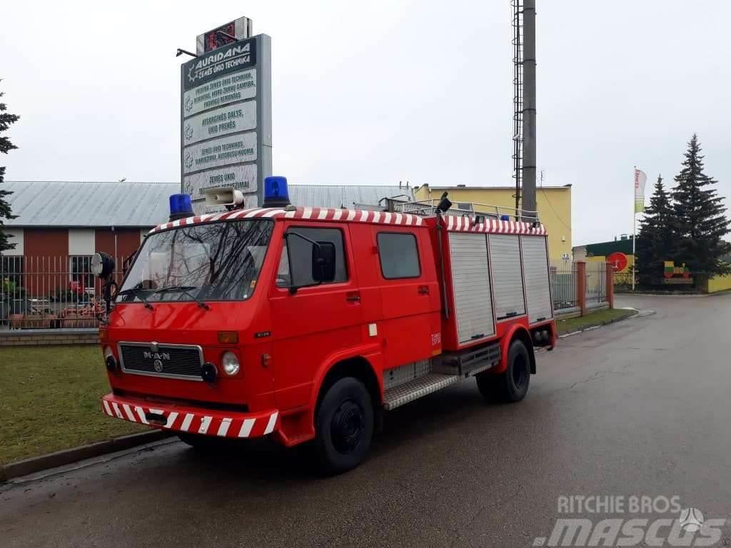 MAN VW 9136