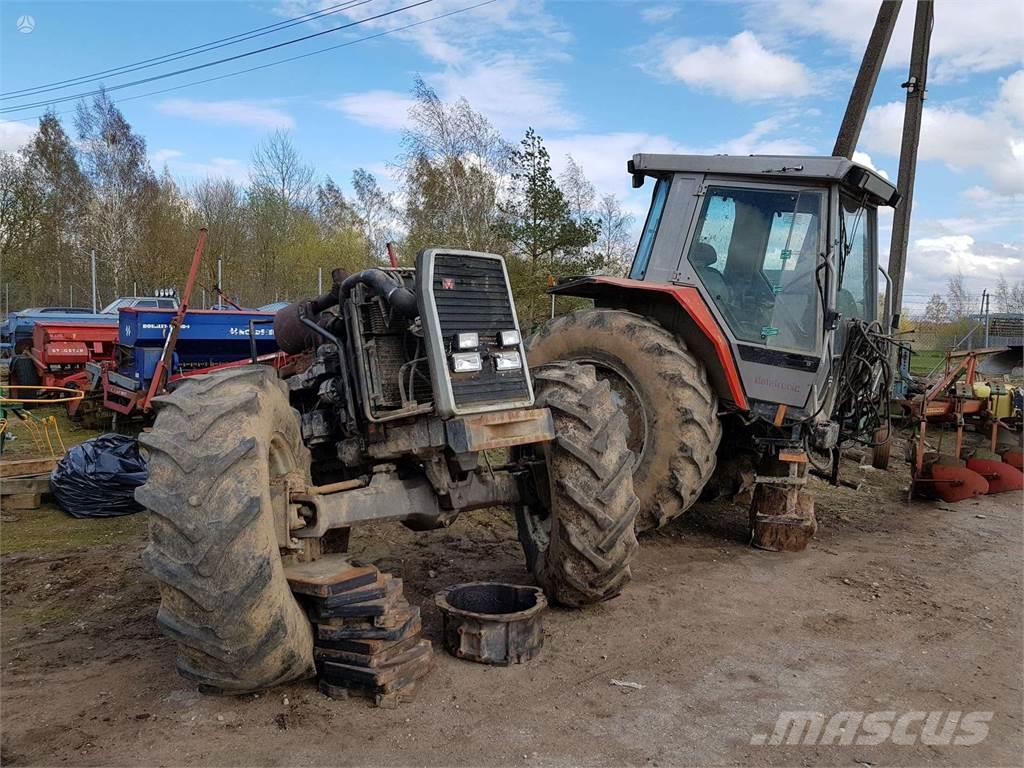 Massey Ferguson Dismantled for spare parts 364