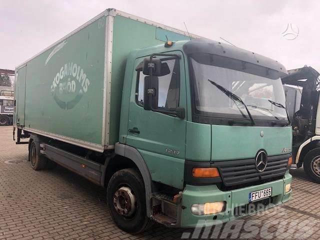 Mercedes-Benz 12.17