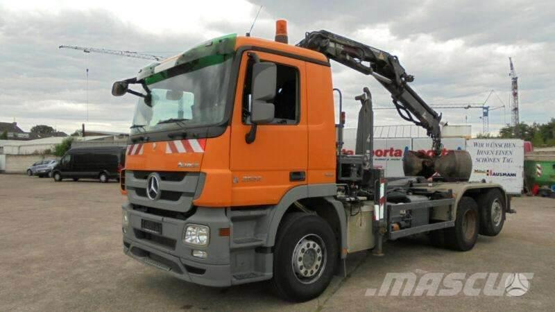 Mercedes-Benz Actros 2532 L