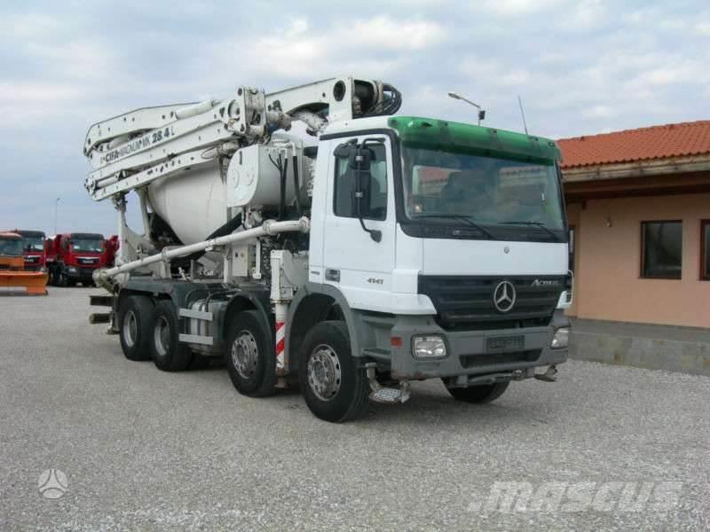 Mercedes-Benz ACTROS4141