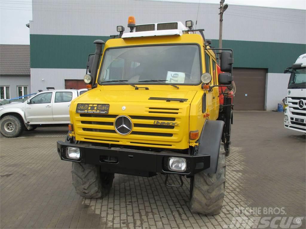 Mercedes-Benz UNIMOG 5000