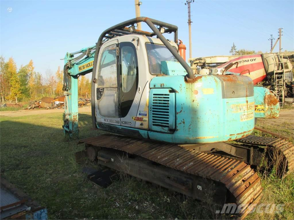 New Holland 135SR
