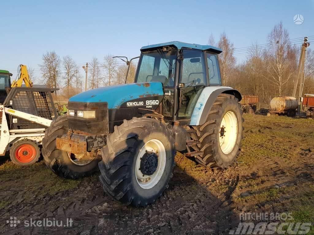 New Holland 8560/TM/Fiatagri G160