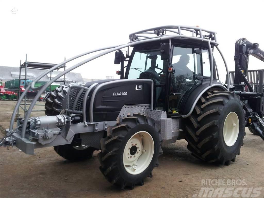 [Other] Traktorių ruošimas miškui