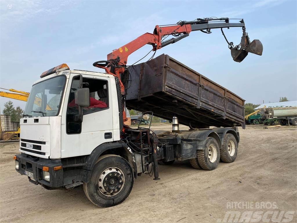 Palfinger PK 9001 A 4150 kg