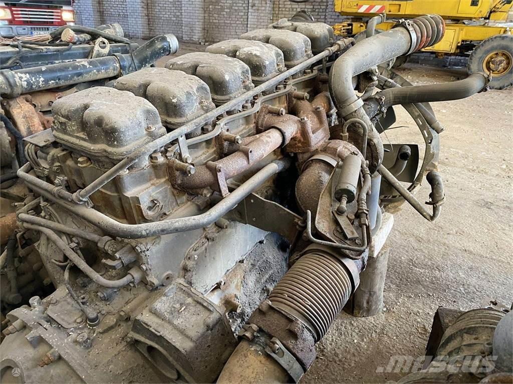 Scania 114 380 + Grs 900 mechanika