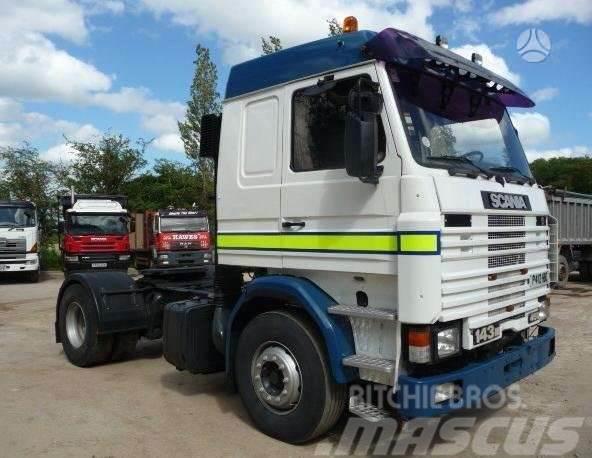 Scania 143H, 113, 93