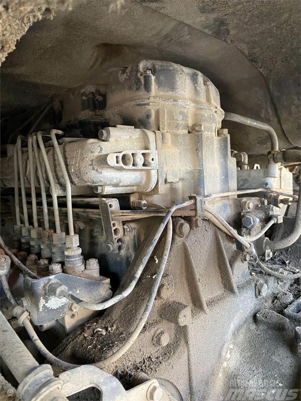 Scania 400 ag mechaninis varik