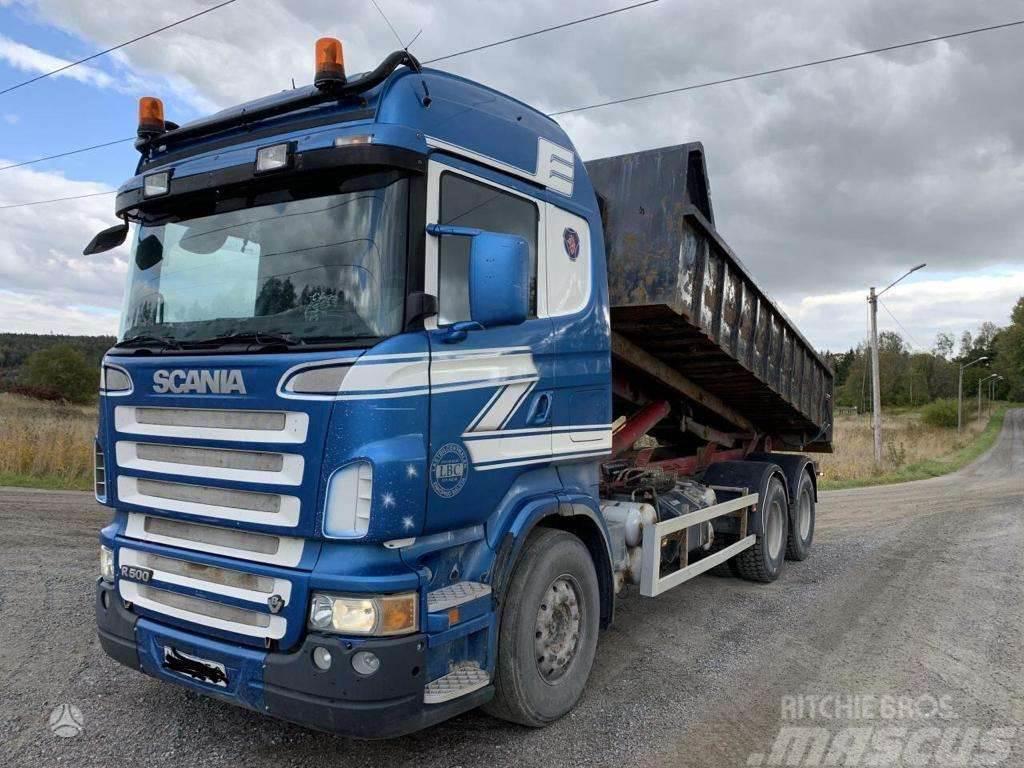 Scania R500 6x4 V8