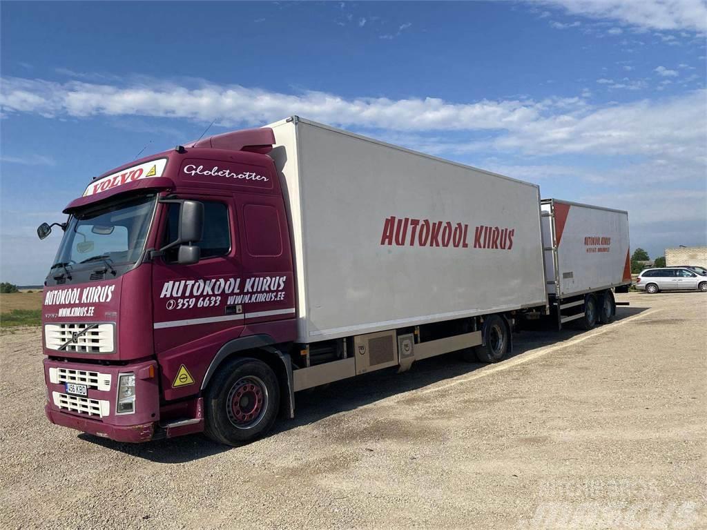 Volvo BM FH 12 + trailer