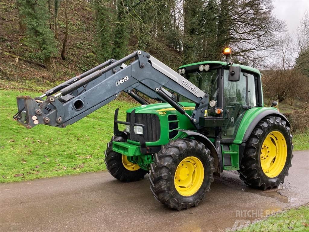 John Deere 6430 Premium c/w Quicke Q65 loader