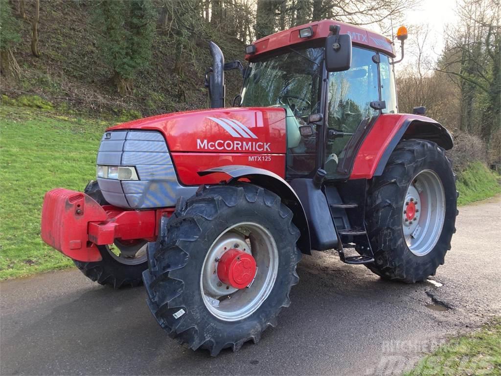 McCormick MTX125 Tractor