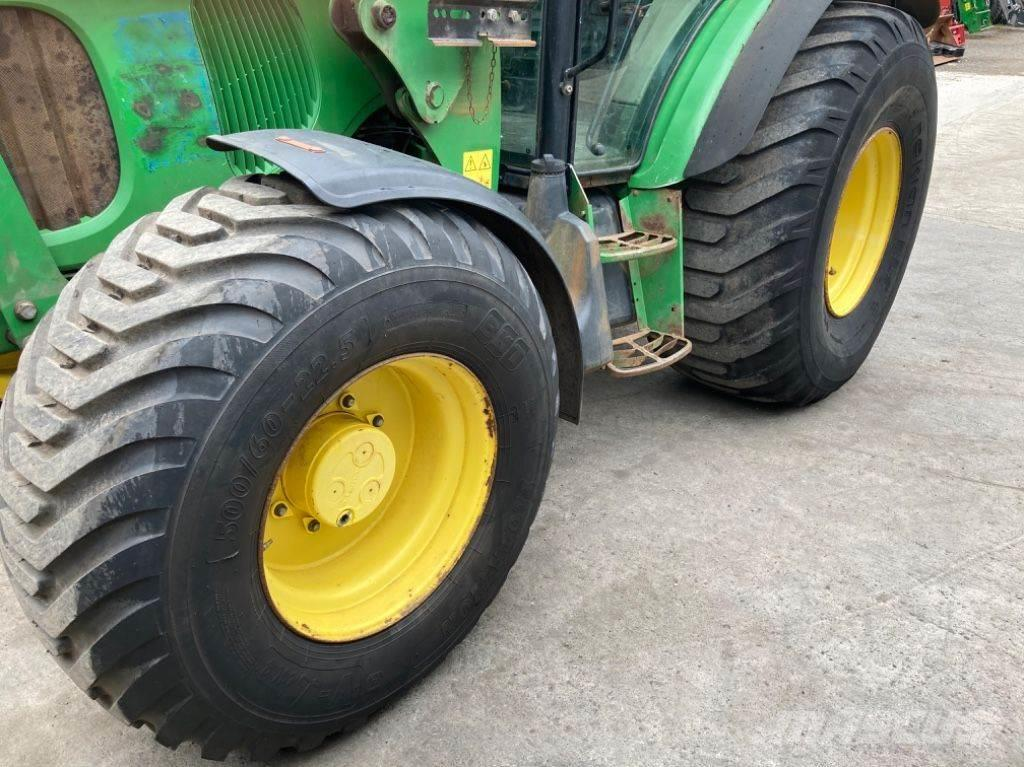 [Other] GRASS WHEELS AND TYRES TO SUIT JOHN DEERE 5000 / 5