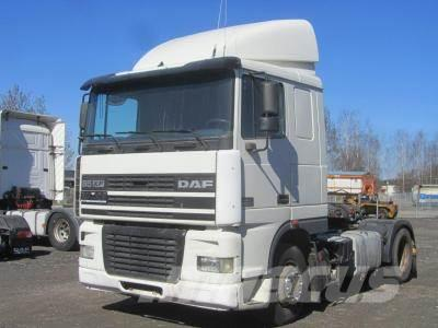 DAF XF95.430 MECHANIKA