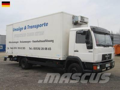 MAN 10.163 Frigo Super condition