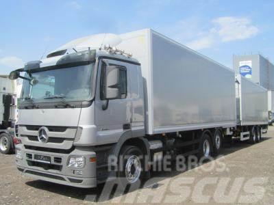 Mercedes-Benz ACTROS MP3 2541L 6X2 + TRAILER