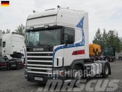Scania R164 V8 480 TOPLINE