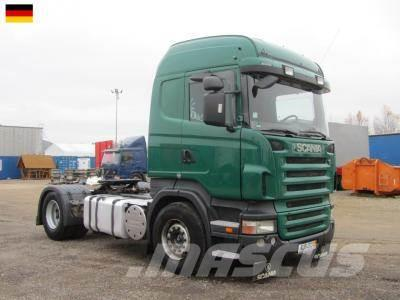 Scania R420 MANUAL HIDRAULIK RETARDER