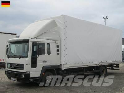 Volvo FL6L 220 SLEEPING PLACE