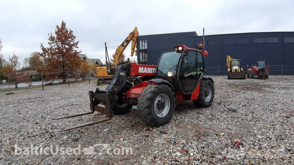 Manitou MLT471 120 PS