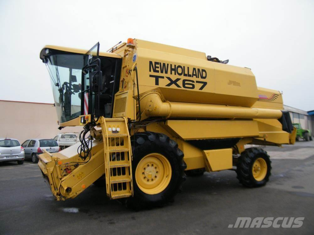 New Holland TX67