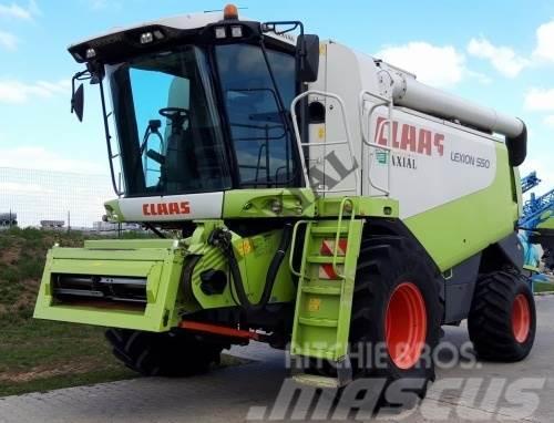 CLAAS Lexion 550