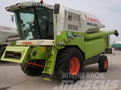 CLAAS Mega 360