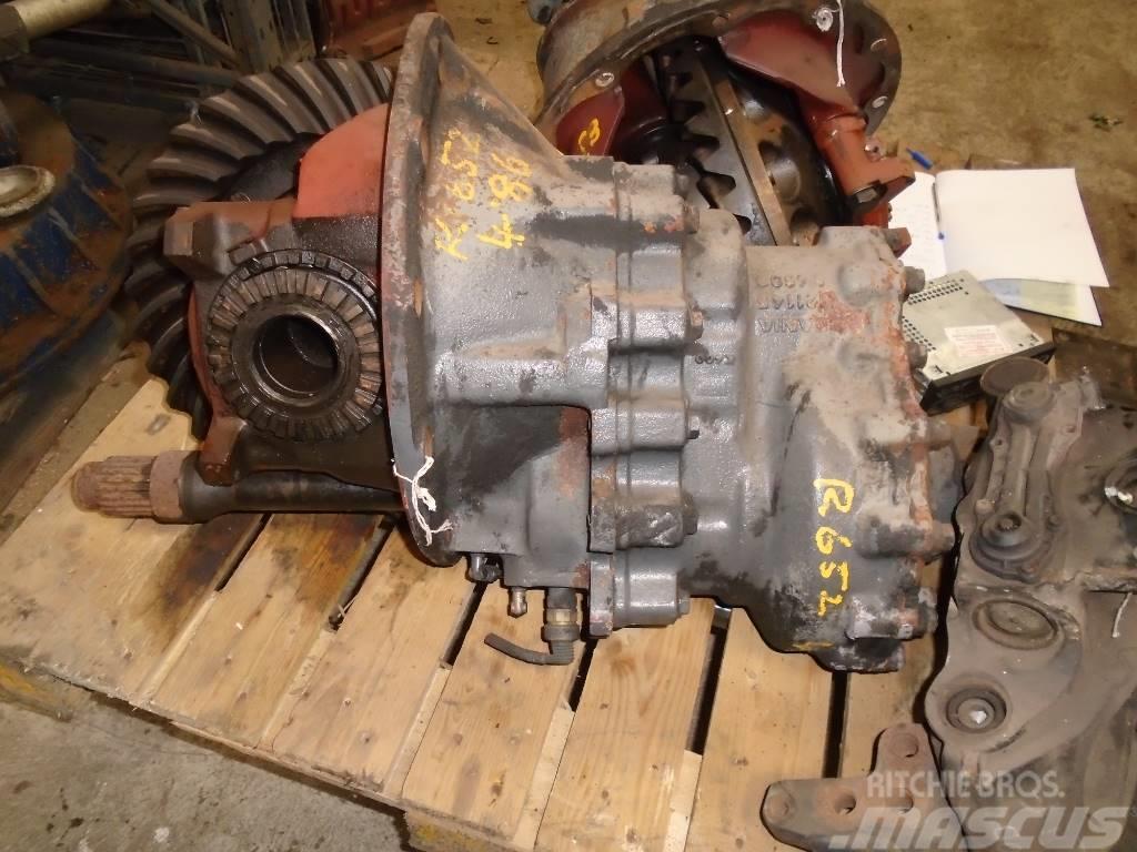 Scania R 113 H 8x4