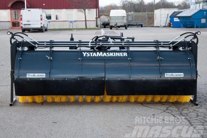 [Other] Sopvals borste 300/350 HD Dubbla hyd motorer